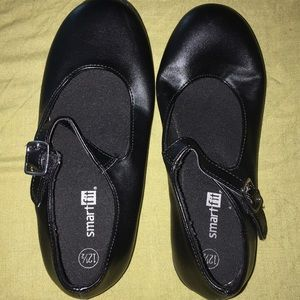 Smart Fit Black Mary Janes Shoes